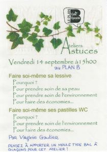 Atelier astuce 1